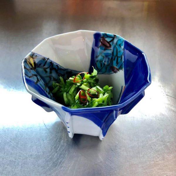 京の壬生菜