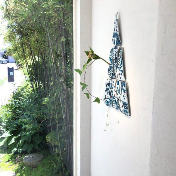 ふくさとギャラリーでの個展は終了しました。