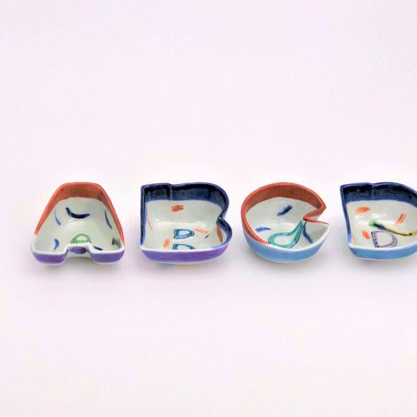 ABCD小鉢